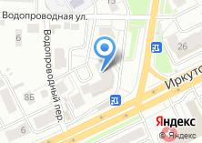 Компания «ЕЖИ» на карте