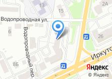 Компания «i-Fix» на карте