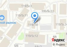 Компания «Разноторг Ясли» на карте