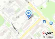 Компания «Комплимент» на карте