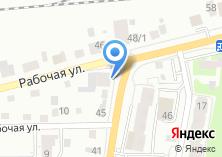 Компания «Вечерний Томск» на карте