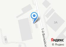 Компания «Компания Сталь-комплект» на карте