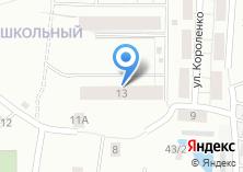 Компания «Строящийся жилой дом по ул. Энергетиков» на карте