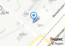 Компания «Служба заказа автокранов» на карте