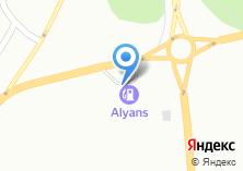 Компания «Евродизель» на карте