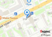Компания «РУССКАЯ ПИРОТЕХНИКА СИБИРИ» на карте