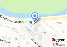 Компания «Лучшая мебель» на карте