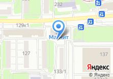 Компания «Банкомат КБ РОСПРОМБАНК» на карте