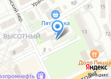 Компания «КонтрактАвтоЗап» на карте