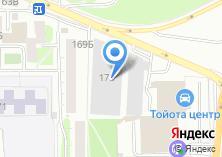 Компания «Транском-сервис» на карте