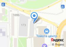 Компания «Автохайвэй» на карте