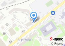 Компания «АвтоТрест» на карте