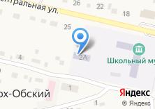 Компания «Брусничка» на карте
