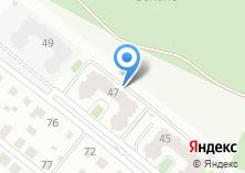 Компания «Строящийся жилой дом по ул. Нижний пер» на карте