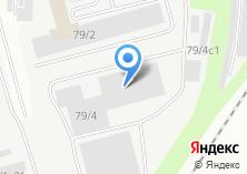 Компания «Стальной канат» на карте