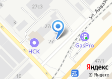 Компания «Механика» на карте