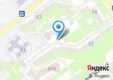 Компания «Маэстро» на карте
