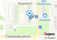 Компания «Южные ворота» на карте
