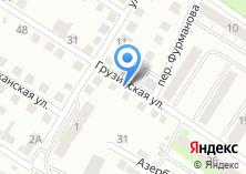 Компания «Строящийся жилой дом по ул. Грузинская» на карте