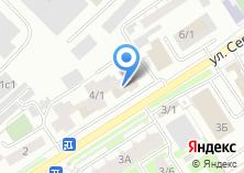 Компания «Техпошив» на карте