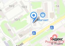 Компания «Свет» на карте