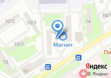 Компания «Ронокс» на карте