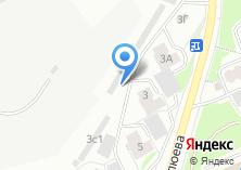 Компания «Гараж-67» на карте