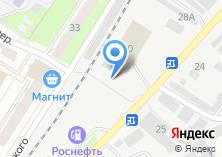 Компания «Go design» на карте