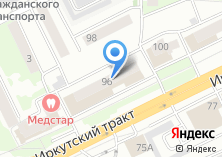 Компания «Дива-Н» на карте