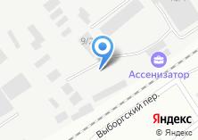 Компания «Радикал» на карте