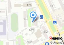 Компания «Спортсмен» на карте