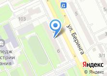 Компания «Анастейшен» на карте