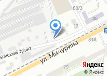 Компания «КАРЛСОН» на карте