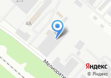 Компания «Пункт регистрации транспортных средств» на карте