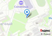 Компания «Строящийся жилой дом по ул. Обручева» на карте