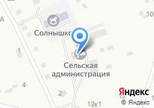 Компания «Администрация Новочемровского сельсовета» на карте