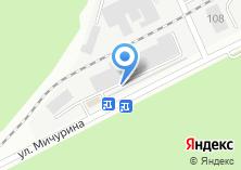 Компания «Сибирский хлеб» на карте