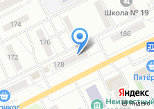 Компания «Музей истории Томского приборного завода» на карте