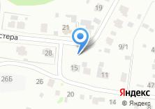 Компания «Незабудка» на карте