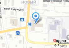 Компания «Томский перекресток» на карте