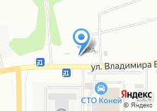 Компания «Карлэнд-Томск» на карте