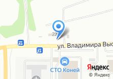Компания «Гегард» на карте