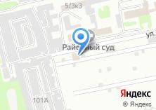 Компания «Paragon» на карте