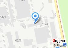Компания «Фансиб+» на карте