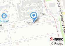 Компания «АвтоFresh» на карте