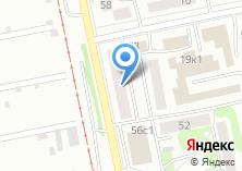 Компания «Цветочная корзинка» на карте