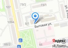Компания «Граммофон» на карте