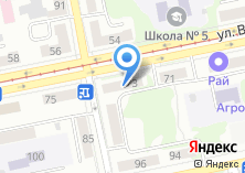Компания «Оптика сервис» на карте