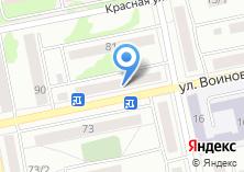 Компания «Крепёж» на карте