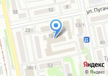 Компания «Центр тонирования автостекол» на карте